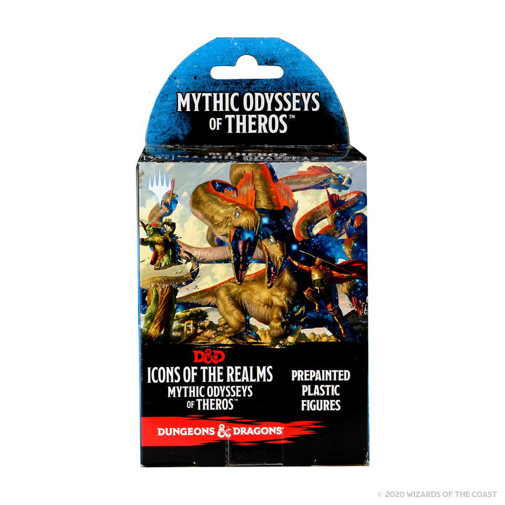 Mini - D&D Icons of the Realms Booster : Mythic Odysseys of Theros