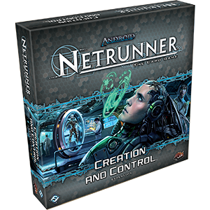 Netrunner Expansion : Creation and Control