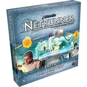 Netrunner Expansion : Data and Destiny