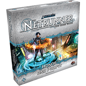 Netrunner Expansion : Honor and Profit