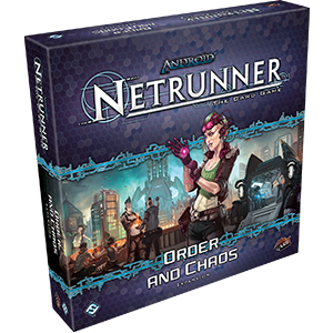 Netrunner Expansion : Order and Chaos