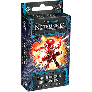 Netrunner Data Pack Lunar Cycle : The Spaces Between