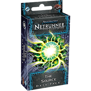 Netrunner Data Pack Lunar Cycle : The Source