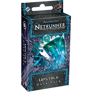 Netrunner Data Pack Lunar Cycle : Upstalk