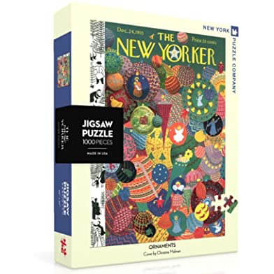 Puzzle (1000pc) New Yorker : Ornaments