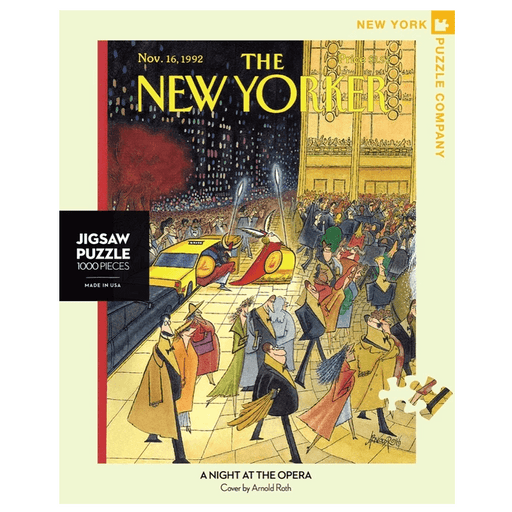 Puzzle (1000pc) New Yorker : A Night at the Opera