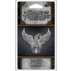 Game of Thrones LCG (2nd ed) Intro Deck : Night's Watch