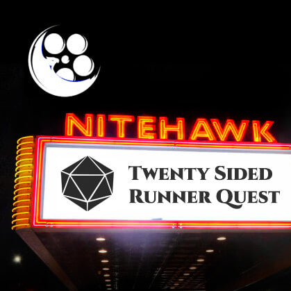 Runner Quest Adventures | Nitehawk Prospect Park - Wednesdays Monthly @ 7p