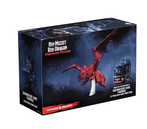 Mini - D&D Icons of the Realms : Niv-Mizzet Red Dragon
