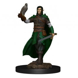 Mini - D&D Nolzur's Marvelous : Elf Ranger (Male)