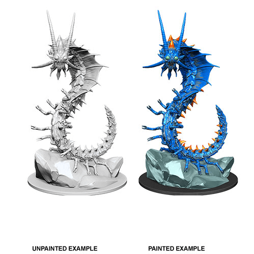 Mini - D&D Nolzur's Marvelous : Adult Remorhaz
