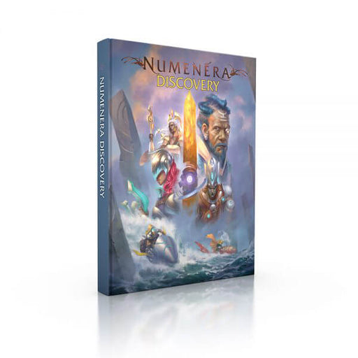 Cypher System Numenera Discovery
