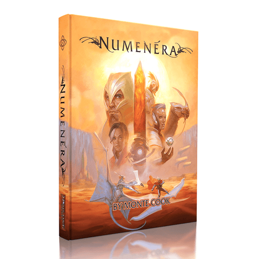 Cypher System Numenera Core Rulebook