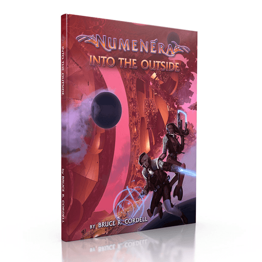 Cypher System Numenera Into the Outside