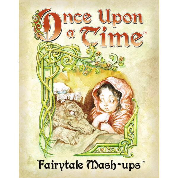 Once Upon a Time Expansion : Fairytale Mash-ups