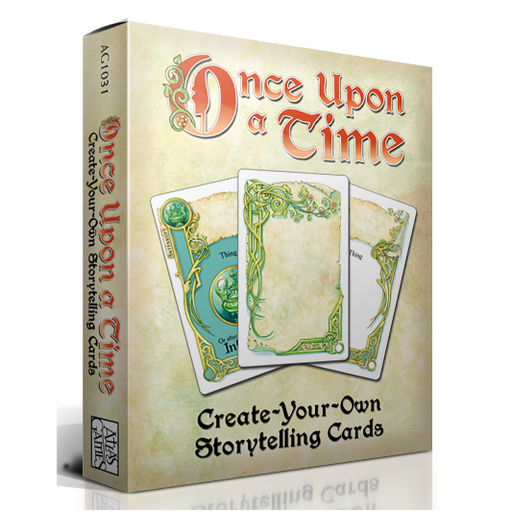 Once Upon a Time Create Your Own Cards