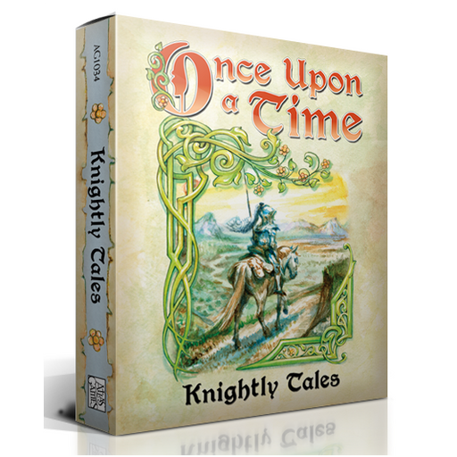 Once Upon A Time Expansion : Knightly Tales