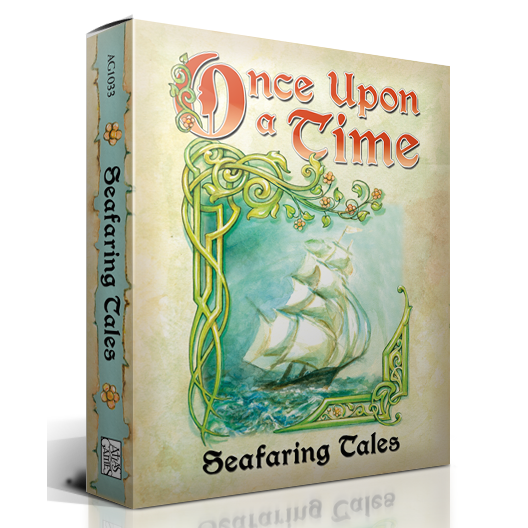 Once Upon a Time Expansion : Seafaring Tales