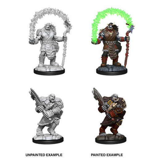 Mini - D&D Nolzur's Marvelous : Orc Adventurers (Male)