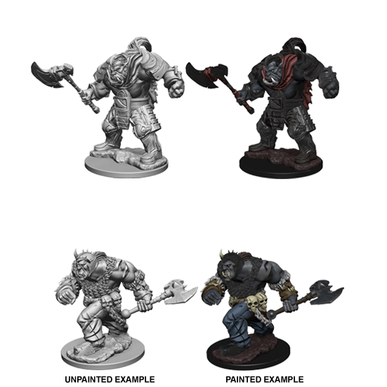 Mini - D&D Nolzur's Marvelous : Orcs