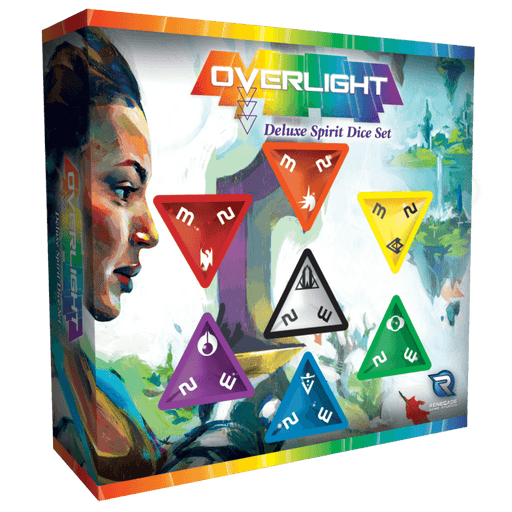 Overlight Deluxe Spirit Dice Set