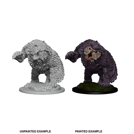 Mini - D&D Nolzur's Marvelous : Owlbear