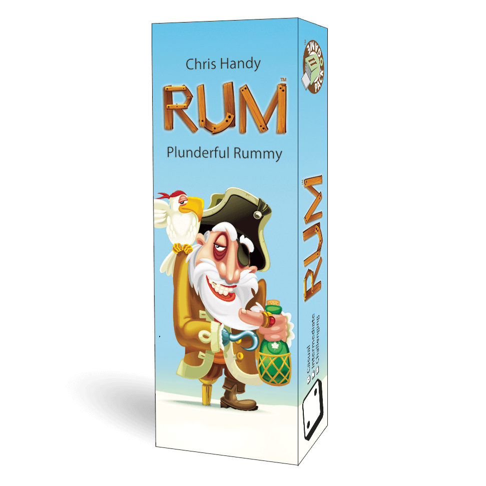 Pack O Game RUM