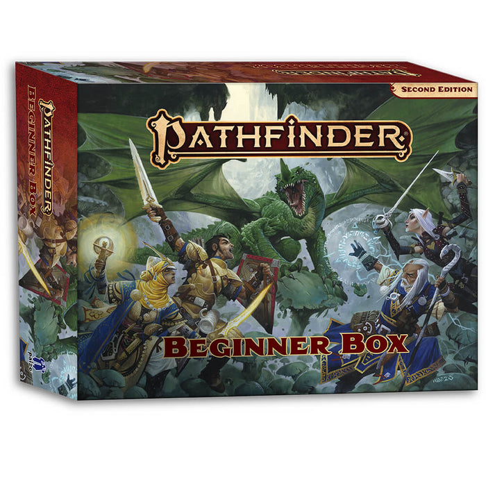 Pathfinder (2nd ed) Beginner Box