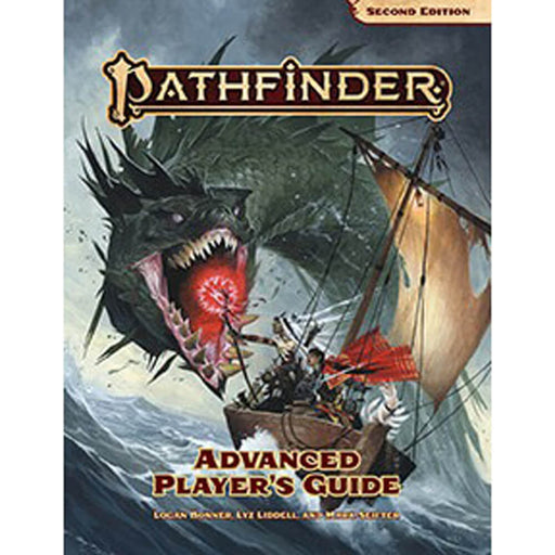 Pathfinder Advanced Player's Guide (2nd ed)