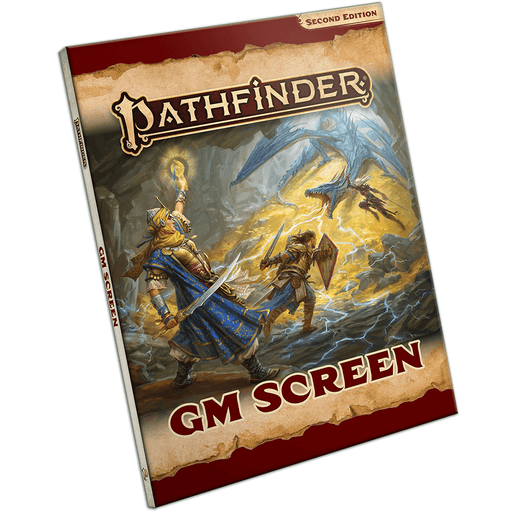 Pathfinder (2nd ed) GM Screen
