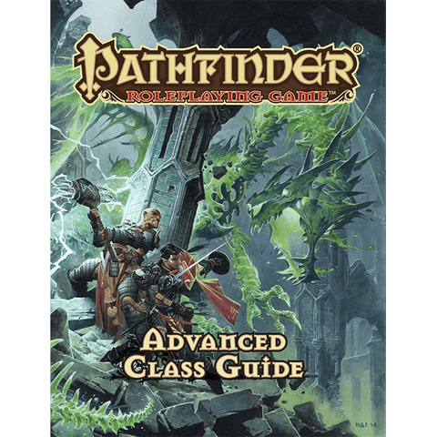 Pathfinder Advanced Class Guide
