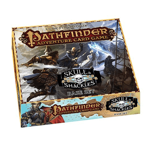 Pathfinder Adventure Card Game Skulls and Shackles