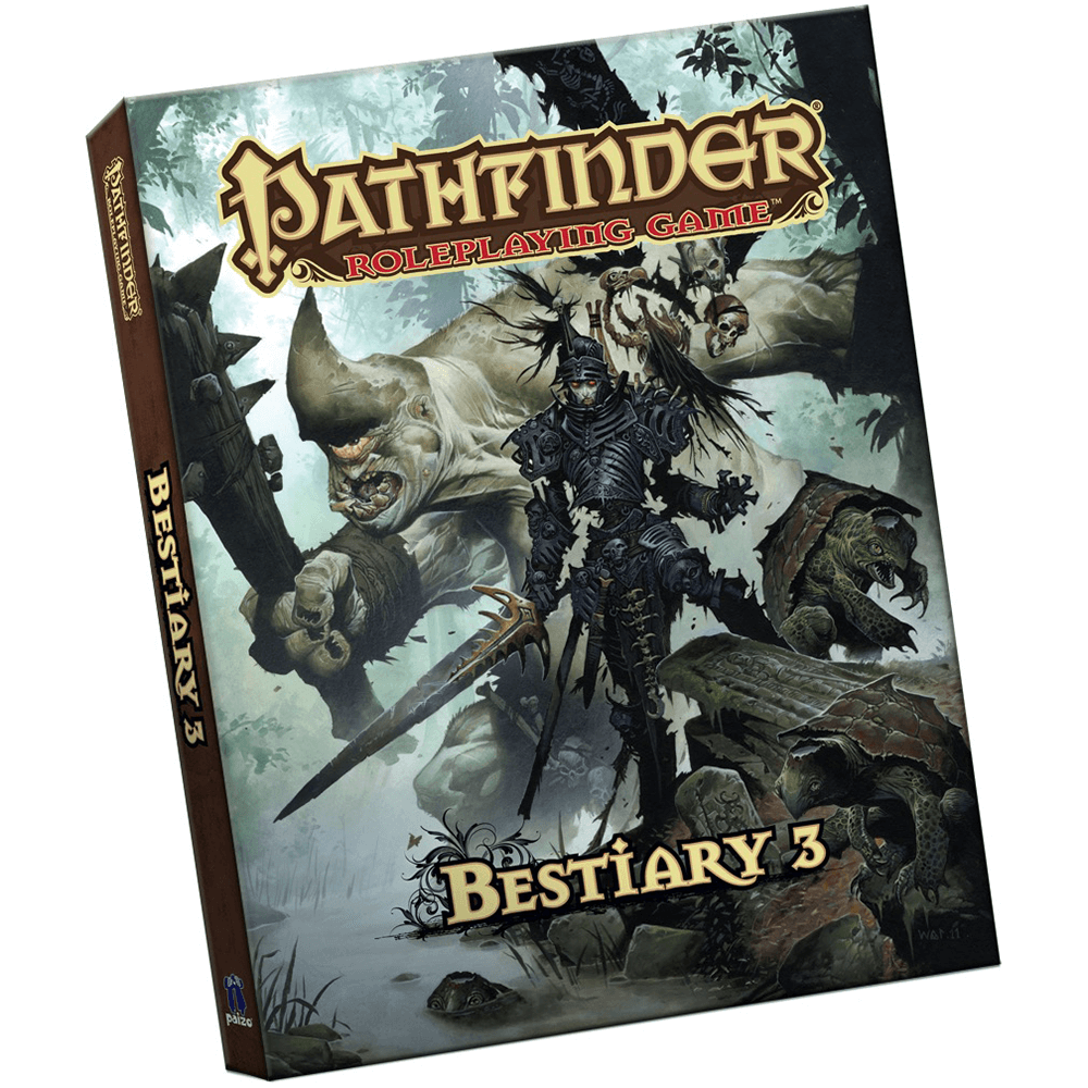 Pathfinder Bestiary 3	(Pocket Edition)