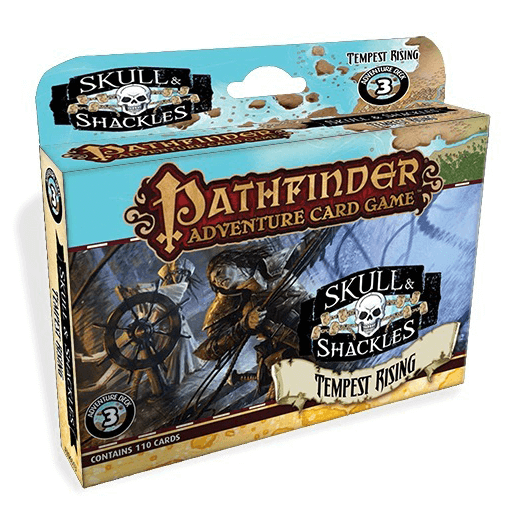 Pathfinder Adventure Card Game Skulls and Shackles : 3 Tempest Rising