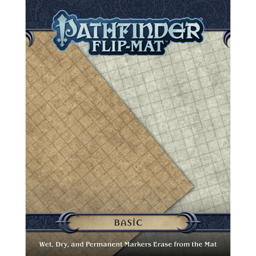 Battlemap Pathfinder Flip Mat : Basic