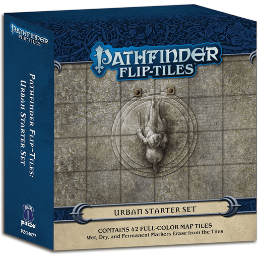 Pathfinder Flip Tiles Urban Starter Set
