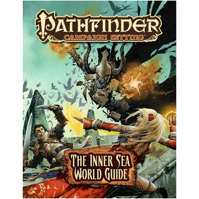 Pathfinder Inner Sea World Guide