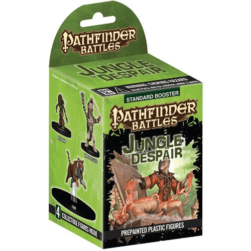 Mini - Pathfinder Battles Booster : Jungle of Despair