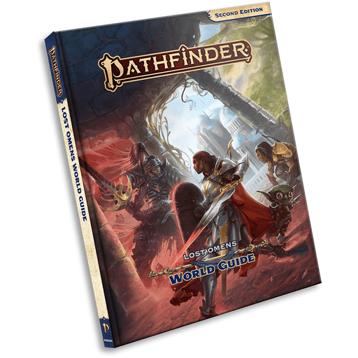 Pathfinder Lost Omens World Guide