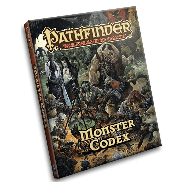 Pathfinder Monster Codex