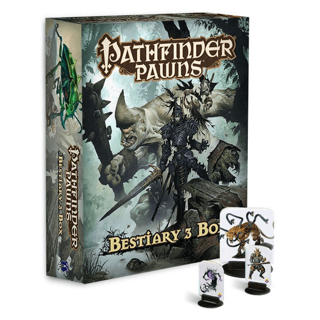 Pathfinder Pawns Bestiary Box 3