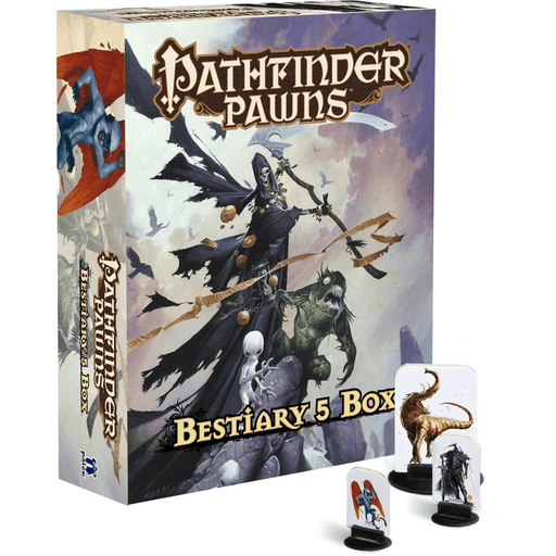 Pathfinder Pawns Bestiary Box 5