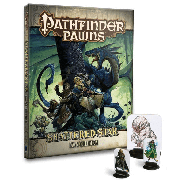 Pathfinder Pawns Shattered Star