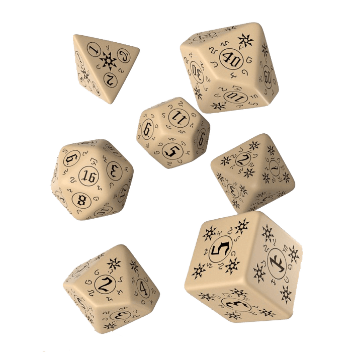 Dice 7-set Pathfinder (16mm) Rise of the Runelords