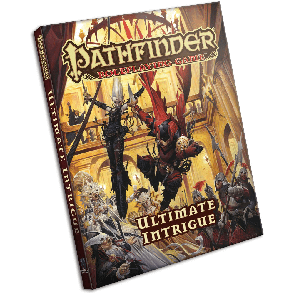 Pathfinder Ultimate Intrigue