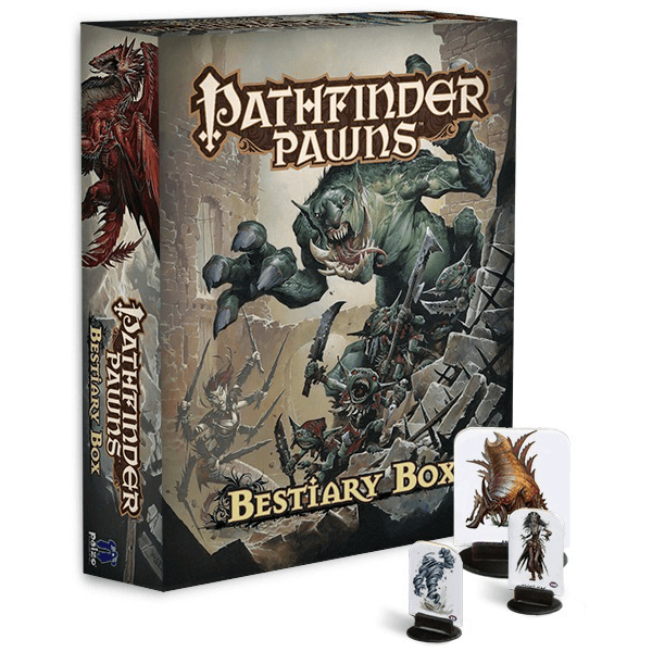 Pathfinder Pawns Bestiary Box
