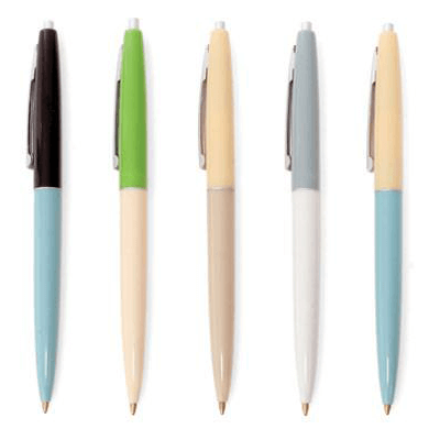 Pen Set Retro (5ct)