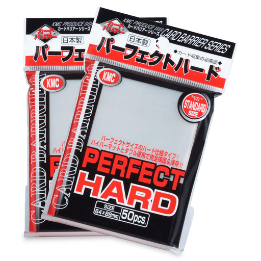 Sleeves KMC (50ct) Perfect Hard