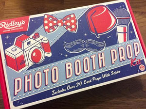 Ridley's Photo Booth Prop Kit