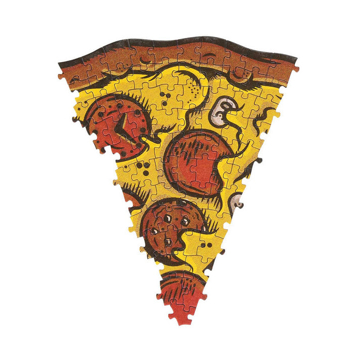 Puzzle (550pc) Pizza Puzzles : Pepperoni